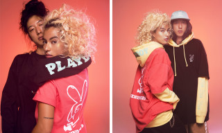 The Hundreds Partner With Playboy on Peace-Themed Lifestyle Collection