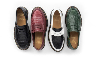 Stüssy & Dr. Martens Reveal New Penton Loafers