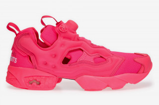 03eac681bb0 The Latest Vetements x Reebok Instapump Fury Is the Wildest Yet