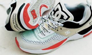 Maison Mihara Yasuhiro Reimagines DC Shoes' E.Tribeka