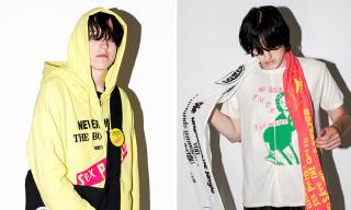 The Midnight Studios x Sex Pistols Collab Mines DIY Punk Aesthetics