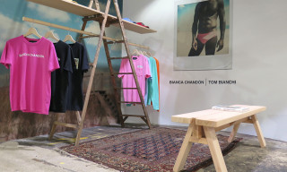 "Bianca Chandôn & Tom Bianchi's ""Fire Island"" Capsule is Now Available at DSM"