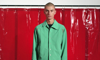 Kiko Kostadinov Presents His SS19 Collection for MACKINTOSH