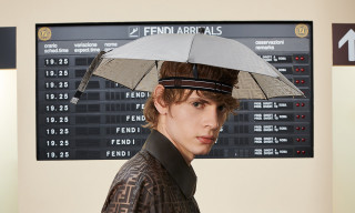 Good News: You Can Still Cop Fendi's High-Fashion Umbrella Hat