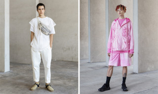 Damir Doma Debuts Minimalist Streetwear-Infused SS19 Collection