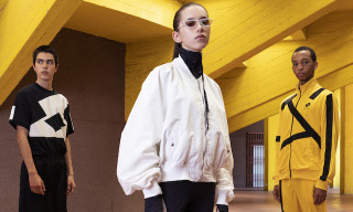 Damir Doma & Lotto Debut Color-Block SS19 Sportswear Collection