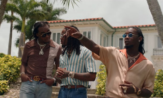"Migos Run a Drug Cartel in Their Video for ""Narcos"""