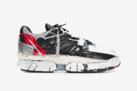 Maison Margiela Drops Fw18 Fusion Sneakers