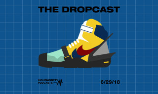 'The Dropcast' Breaks Down the Best Sneakers From Paris Fashion Week and Beyond