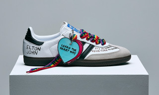 adidas Taps Pharrell Williams, Blondey McCoy & More to Reinvent the Samba for Pride