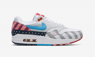 Here's Where to Cop the Colorful Parra x Nike Air Max 1 & Zoom Spiridon