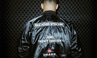 Drake Is Giving Away His Limited Edition 'Scorpion' Jacket