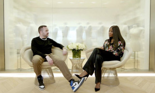 Watch Kim Jones Talk KAWS, Paris Fashion Week & Leaving Louis Vuitton