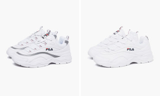 How to Cop FILA's Latest Chunky Sneaker, The Ray