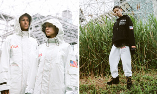 The Heron Preston x NASA Capsule Is Now Available