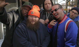 Action Bronson Takes on Queens in 'F*ck, That's Delicious' Season 3 Opener