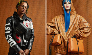 Rich the Kid & Sita Abellan Star in MCM's FW18 Campaign