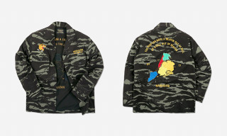 "maharishi Celebrates New NYC Store With ""Five Boroughs"" Shirts"