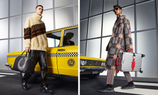 Fendi's FW18 Menswear Collection Is All About Patterns