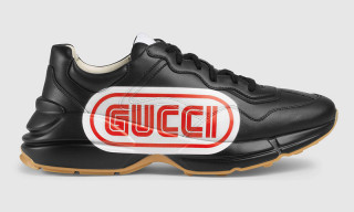 Gucci Just Dropped Another Sega-Inspired Sneaker