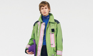 CALVIN KLEIN 205W39NYC Gets Collegiate for Pre-Spring 2019 Collection