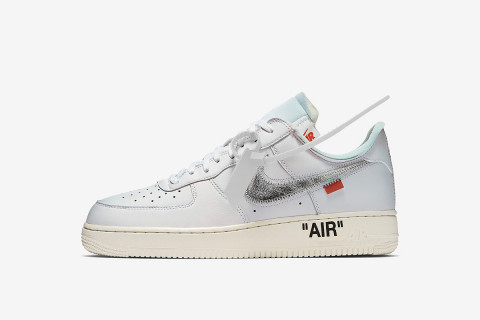 Billig Rabatte OFF White X Nike Air Force 1 07 Complexcon
