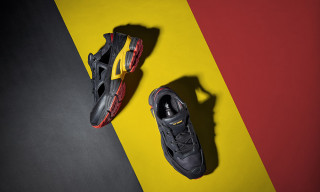 You Can Now Cop Raf Simons' Belgian Heritage-Inspired Ozweego