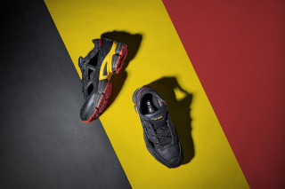 7c69b132be0 You Can Now Cop Raf Simons  Belgian Heritage-Inspired Ozweego