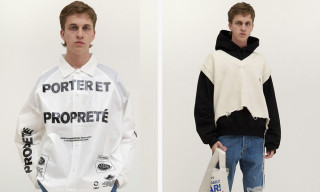 LVMH Winner Doublet Drops Distressed Denim & Graphic Outerwear for FW18