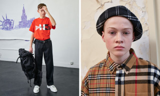 Take a Detailed Look at Gosha Rubchinskiy FW18 Drop One