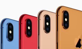 Apple Might Be Releasing the New iPhone in Blue, Red, & Orange