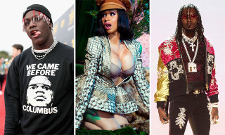 "Lil Yachty, Cardi B & Offset Blaze Up in ""Who Want the Smoke?"""