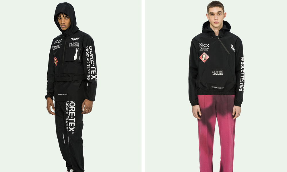 Off White X Gore Tex Collection Where To Buy Online