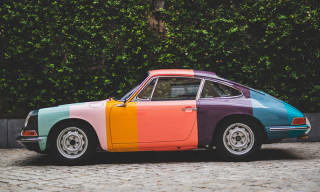 This 1965 Porsche Racer Got Made Over in Paul Smith Stripes
