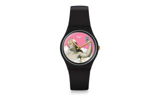 Swatch Is Showcasing Famous Artwork on Its Watches