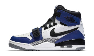 "The Don C x Jordan Legacy 312 ""Storm Blue"" is Dropping Next Week"