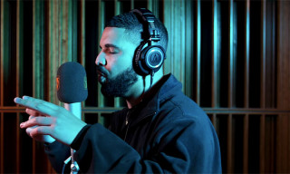 "Drake Appears to Fire Shots At Kanye West on ""Behind Barz"" Freestyle"
