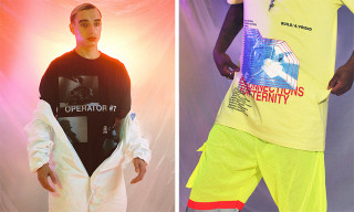 Build/A/Friend Debuts Sci-Fi-Inspired Graphic Capsule