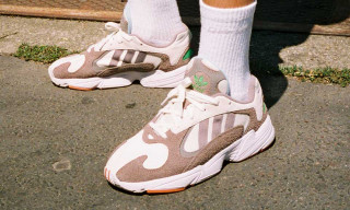 Here's Your First Look at a Possible Solebox-Exclusive adidas Yung 1