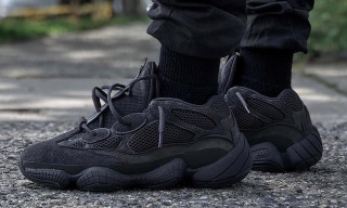 "Here's How Instagram is Rocking the ""Utility Black"" YEEZY 500 Desert Rats"