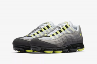 """newest d4b4f 8a93f Nike Air VaporMax 95 """"Volt""""  Release Date, Price   More Info"""
