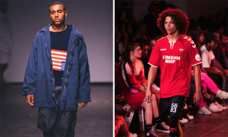 Willy Chavarria SS19 Serves as a Celebration of Immigrants