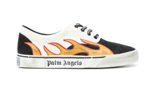 Here's How to Cop Palm Angels' Vans-Esque Flame Sneaker
