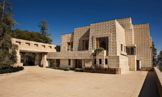 Frank Lloyd Wright's Historic Ennis House Is on Sale for $23 Million