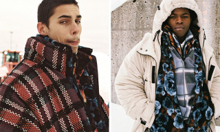 Martine Rose & Napapijri Debut Pattern-Heavy Outerwear for FW18