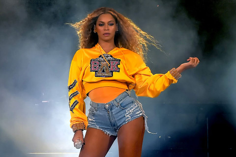 Beyone, Beyone x Balmain, Beyonce fashion collaboration, Beyonce at Coachella, Balmain's new designs