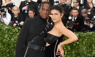 Kylie Jenner Unveils Lip Kits for Travis Scott's Astroworld Tour