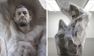Conor McGregor Is Immortalized in $66k Marble Statue