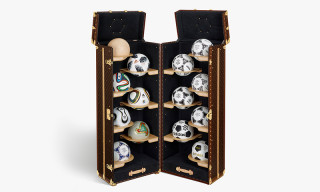 Louis Vuitton Is Auctioning Off Its Official World Cup Trunk