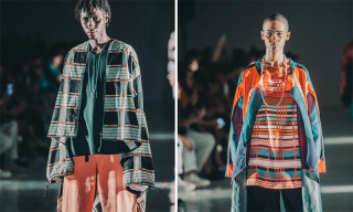N.HOOLYWOOD Is Inspired by the American Southwest for Spring 2019